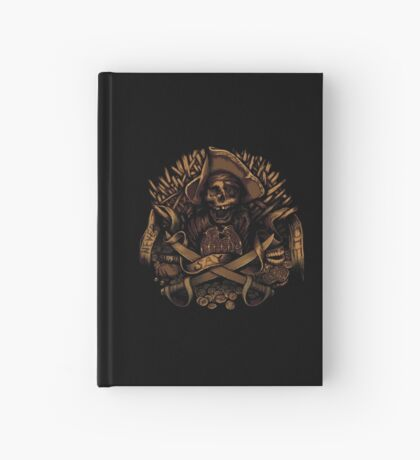 Never Say Die Hardcover Journal