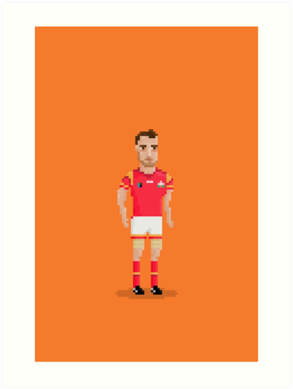 Sam Welsh by pixelfaces