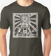 Wind Waker Block Print white T-Shirt