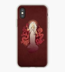 Dragon Mother iPhone Case
