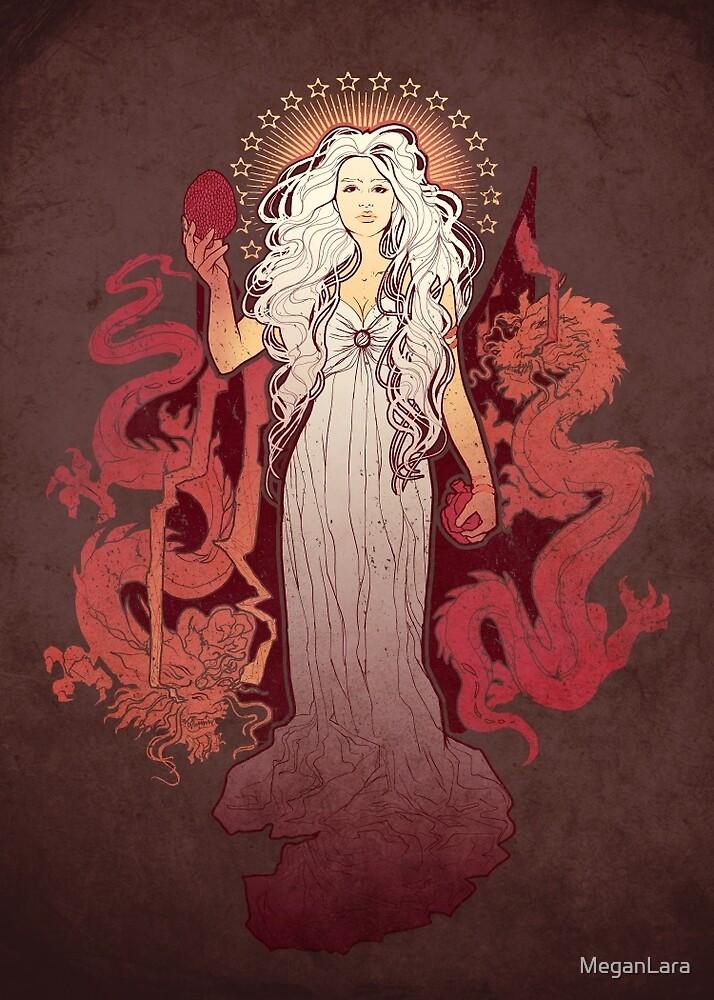 Dragon Mother by MeganLara