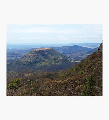 Table Top Mountain Photographic Print
