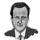David Cameron by Nigel Silcock
