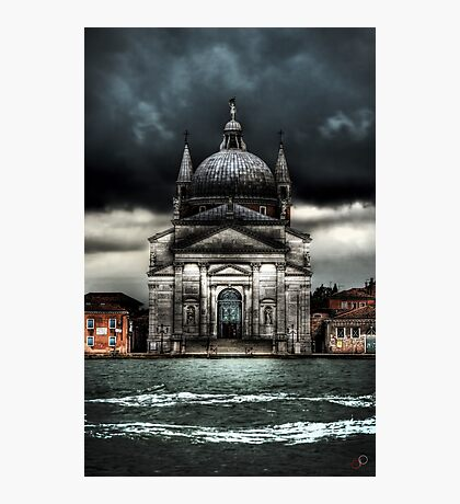 Storm's A-Brewin' Photographic Print
