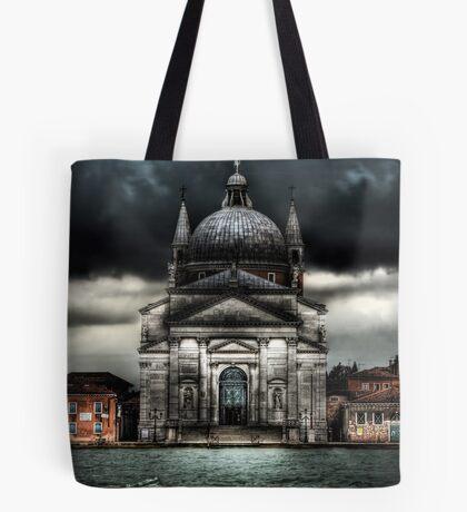 Storm's A-Brewin' Tote Bag