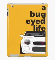 Subaru Bug Eyed life iPad Case/Skin
