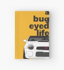 Subaru Bug Eyed life Hardcover Journal