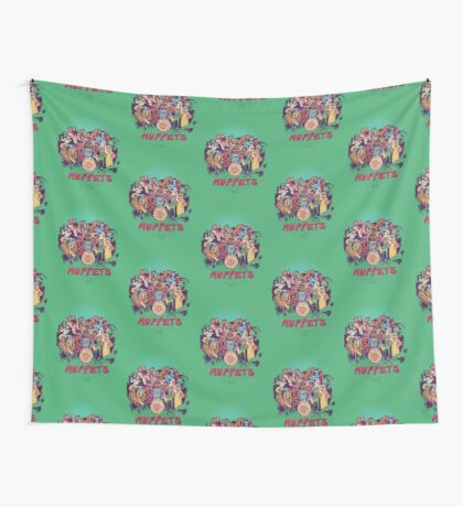 The Lonely Hearts Club Wall Tapestry