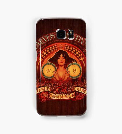 Come-Come-Commala Samsung Galaxy Case/Skin
