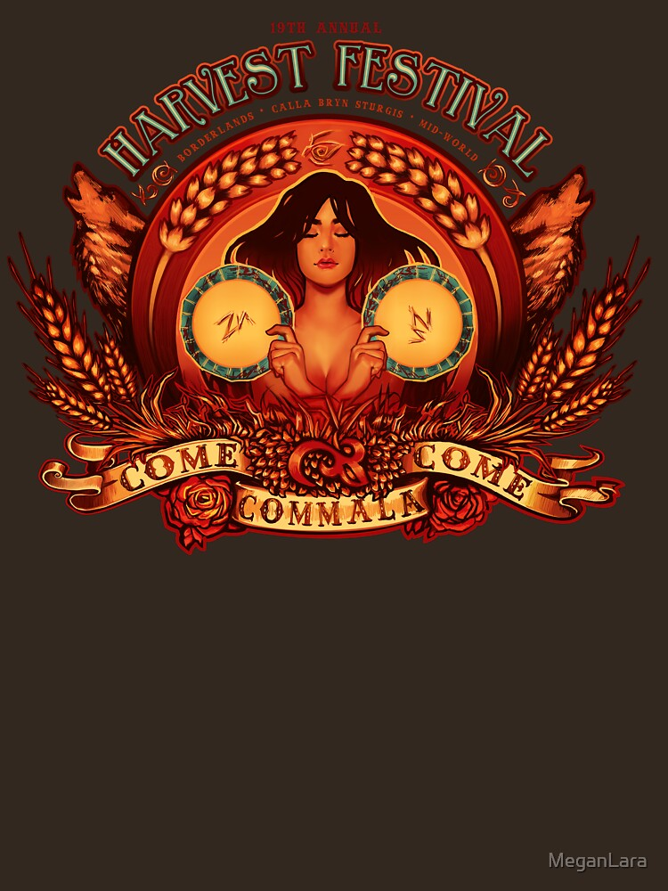Come-Come-Commala by MeganLara