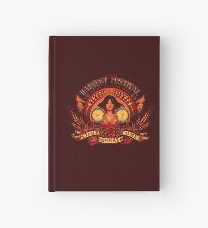 Come-Come-Commala Hardcover Journal