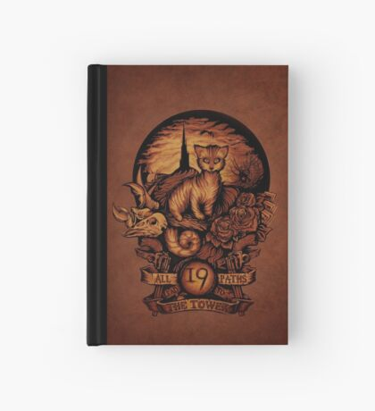 NINETEEN Hardcover Journal