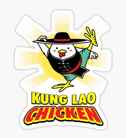 Kung Lao Chicken Sticker