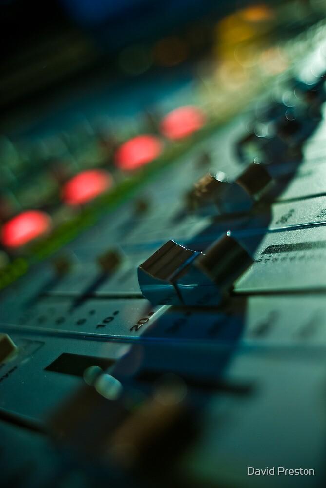 Mix Minus by David Preston