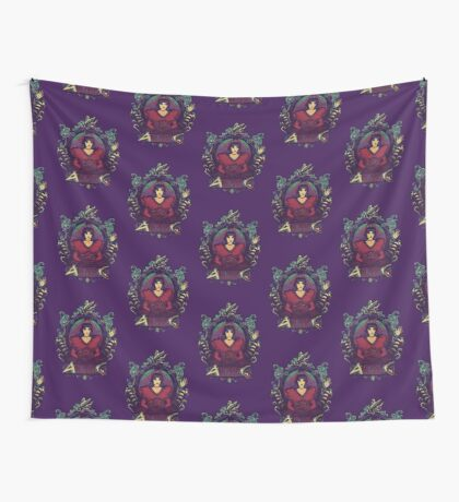 Utterly Alone Wall Tapestry