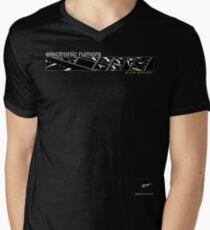 Electronic Rumors: Classic Mens V-Neck T-Shirt