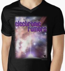 Electronic Rumors: V2.0 Mens V-Neck T-Shirt