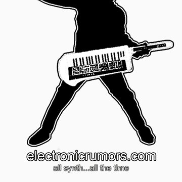 Electronic Rumors:  Keytar Axe-Man, All Synth...All The Time by electronicrumor