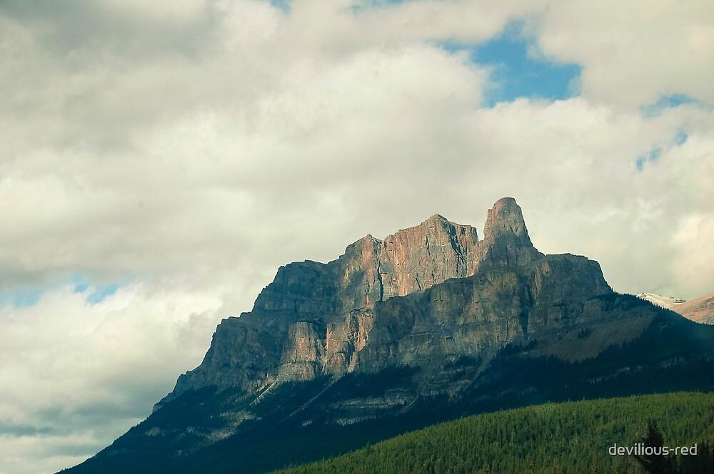 Rocky Mountains 1 by Tara  Cochran