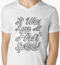Love at first Spool V-Neck T-Shirt