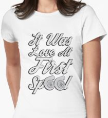 Love at first Spool Fitted T-Shirt