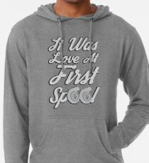 Love at first Spool Lightweight Hoodie