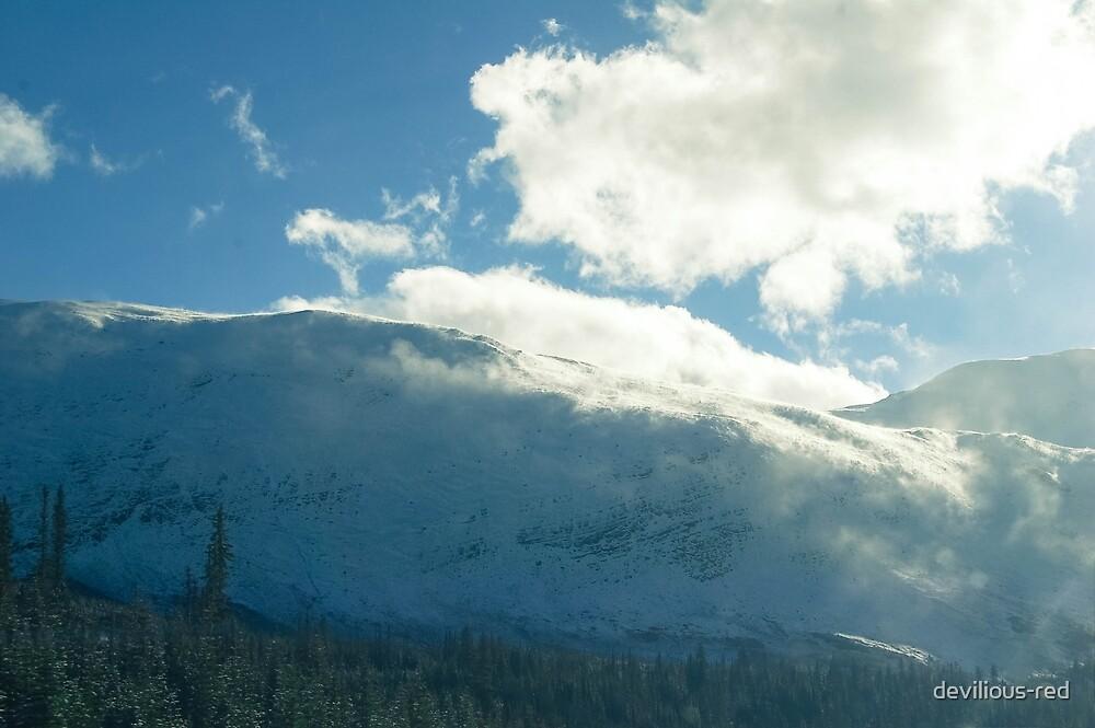 Rocky Mountains 3 by Tara  Cochran