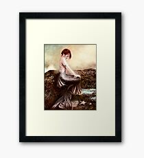 Sea Faerie Framed Print