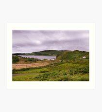 Kerrera - Scotland Art Print
