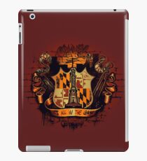 It's All in the Game iPad Case/Skin