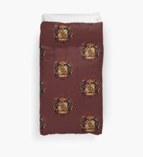 It's All in the Game Duvet Cover