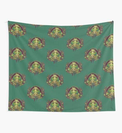 Country Hospitality Wall Tapestry