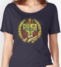 Donde Esta La Biblioteca Women's Relaxed Fit T-Shirt