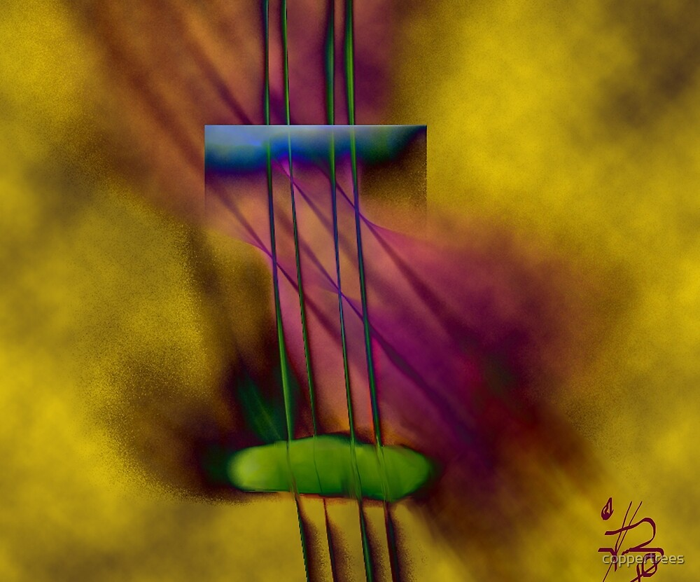 Colors of Music by coppertrees