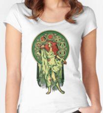 Zombie Nouveau Women's Fitted Scoop T-Shirt