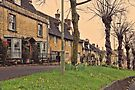 Burford Cotswolds by Jasna