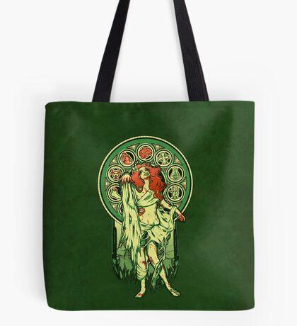 Zombie Nouveau Tote Bag