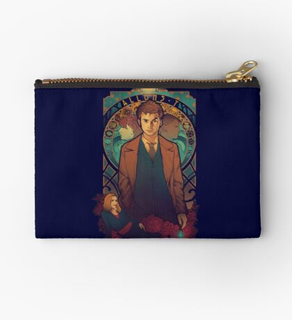 Allons-y Studio Pouch