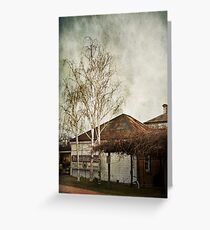 Molong Cottage Greeting Card
