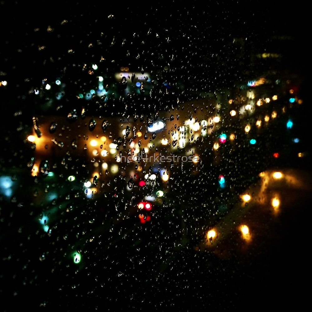 Bright Lights, Big City by thed4rkestrose