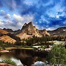 Lake Blanche, August 2011 by Ryan Houston