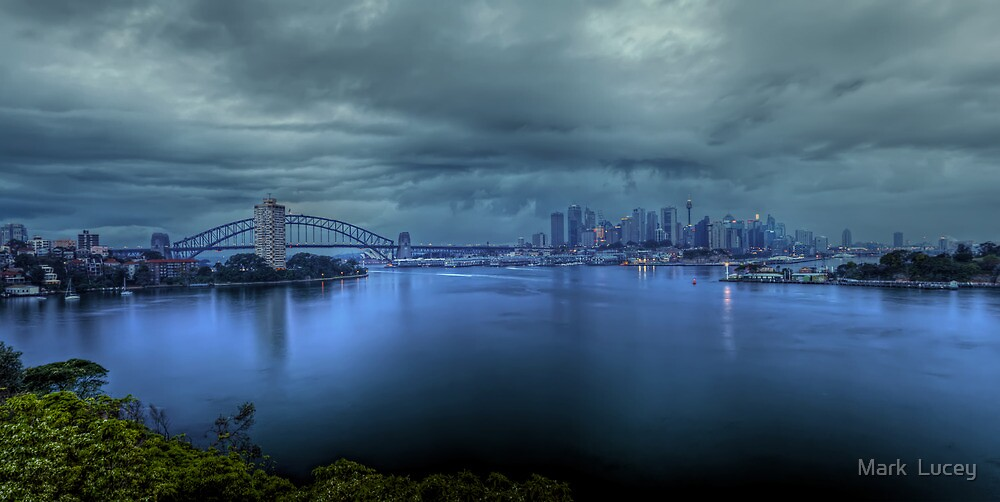 A City Under Siege by Mark  Lucey