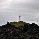 Lighthouse by Hilda Rytteke