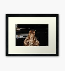 Sing Me A Song Gemini. Framed Print