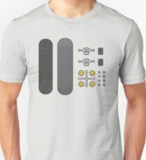 skateboarding kit T-Shirt