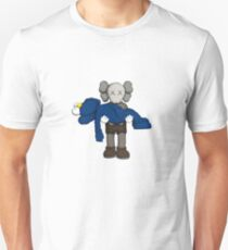 Kaws BFF Uniqlo Summer Collection Slim Fit T-Shirt