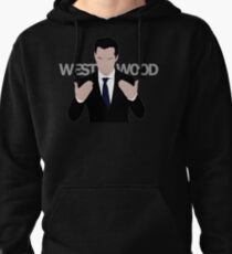 Moriarty Pullover Hoodie