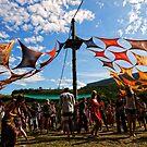 Voyage Music Festival, New Zealand by OZDOOF