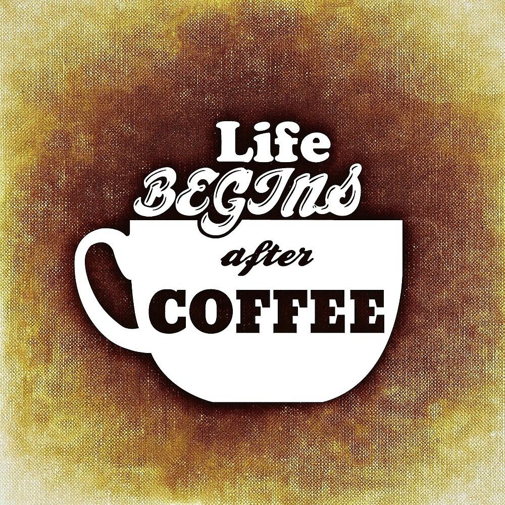 Coffee by shirtsBFG