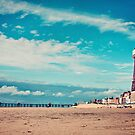 blackpool tower.. by Michelle McMahon